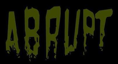 Abrupt - Logo