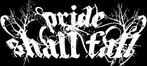 Pride Shall Fall - Logo