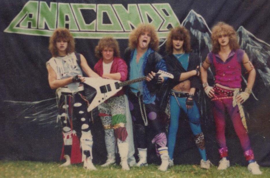 Anaconda - Photo