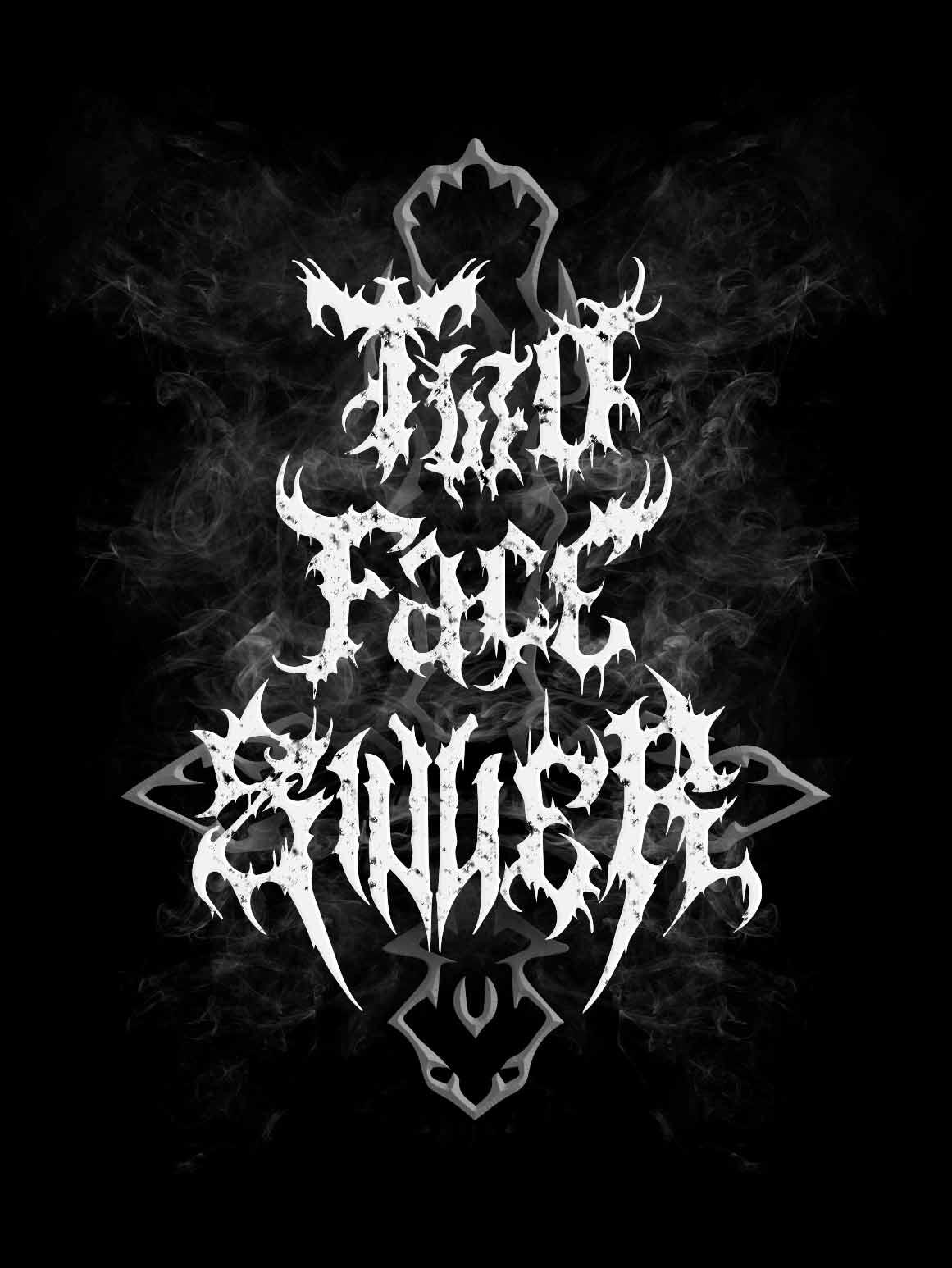 Two Face Sinner - Logo