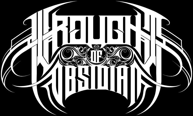 Wrought of Obsidian - Logo