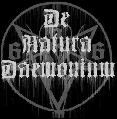 De Natura Daemonium - Logo