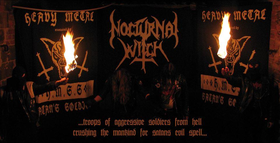 Nocturnal Witch - Photo