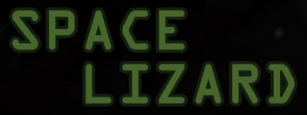 Space Lizard - Logo