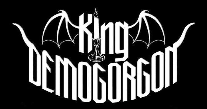 King Demogorgon - Logo