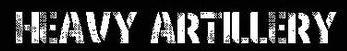 Heavy Artillery - Logo