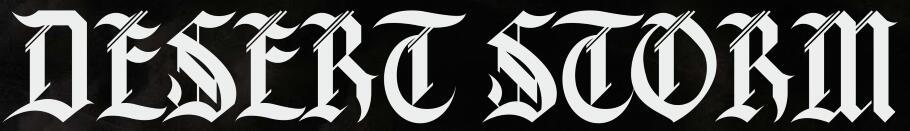 Desert Storm - Logo