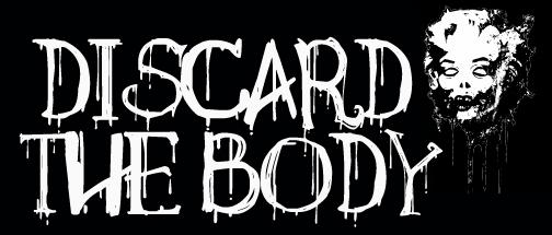 Discard the Body - Logo