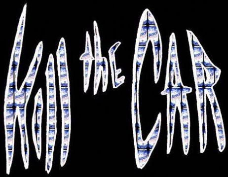 Kill the Car - Logo
