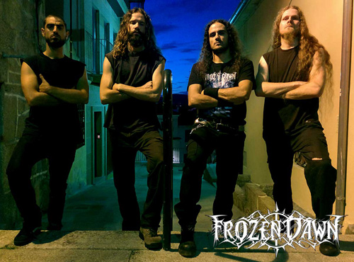 Frozen Dawn - Photo