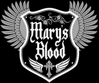 Mary's Blood - Logo
