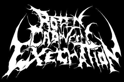 Rotten Cadaveric Execration - Logo