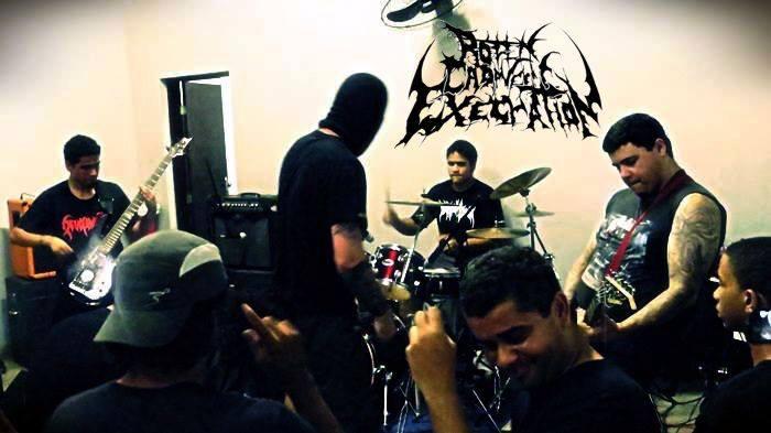 Rotten Cadaveric Execration - Photo