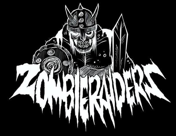 Zombie Raiders - Logo
