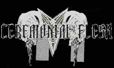 Ceremonial Flesh - Logo