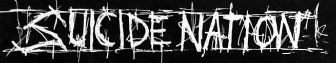 Suicide Nation - Logo