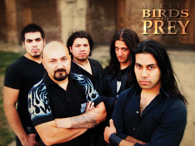 Alexis Birds of Prey - Photo