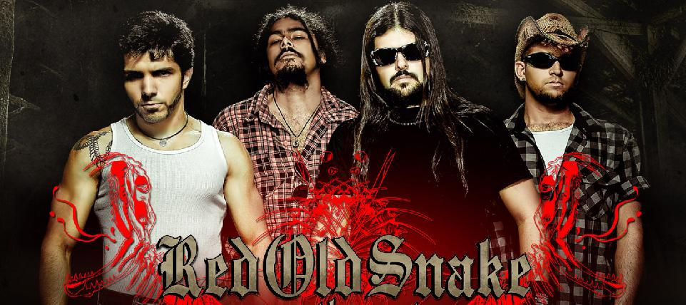 Red Old Snake - Photo