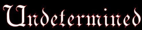 Undetermined - Logo