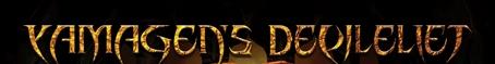Yamagen's Devileliet - Logo