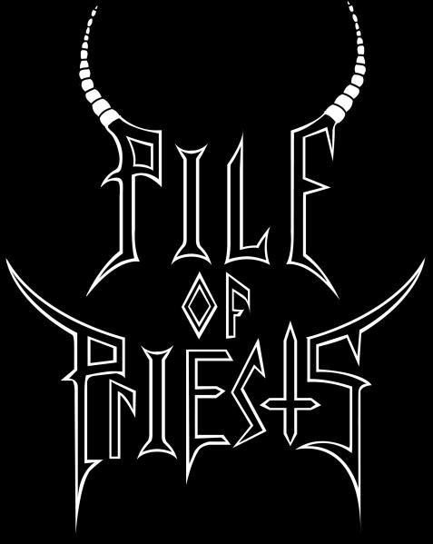 Pile of Priests - Logo