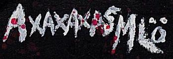Axaxaxas Mlö - Logo