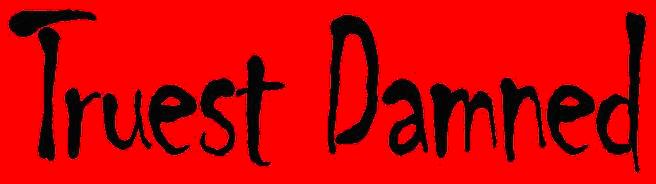 Truest Damned - Logo