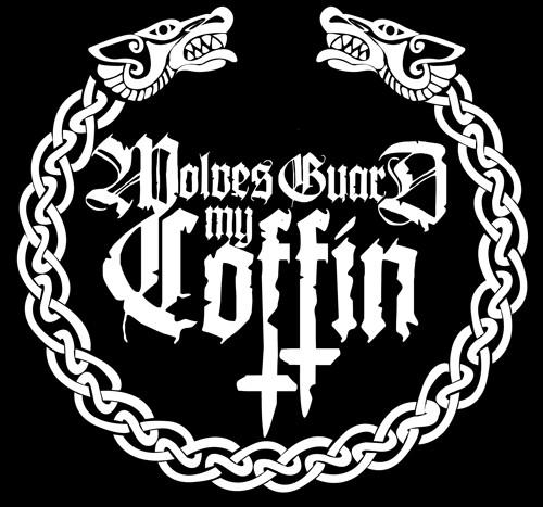 Wolves Guard My Coffin - Logo