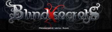 Blind Secrets - Logo