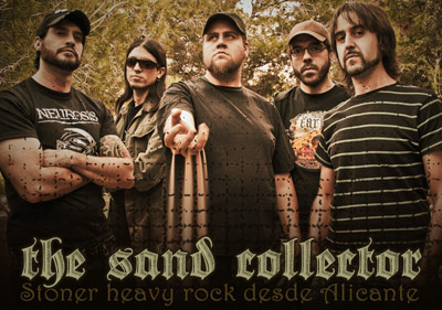 The Sand Collector - Photo