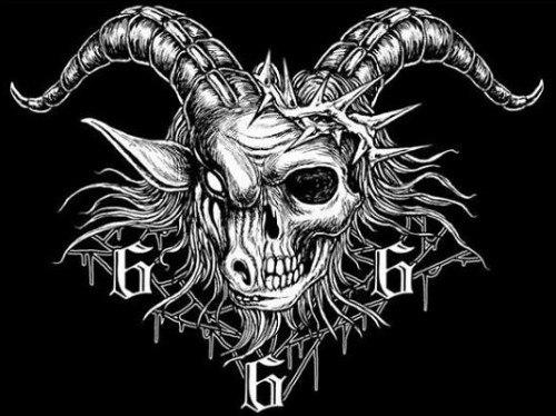 Goatchrist666 - Logo