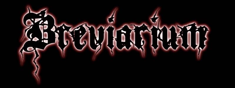 Breviarium - Logo