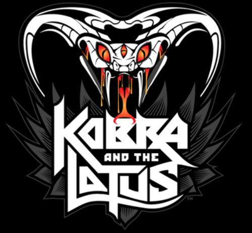 Kobra and the Lotus - Logo