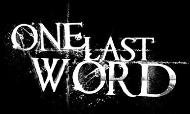 One Last Word - Logo