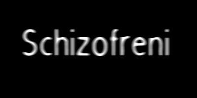 Schizofreni - Logo