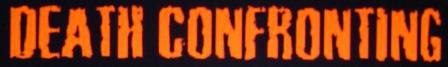 Death Confronting - Logo