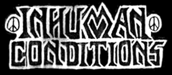 Inhuman Conditions - Logo