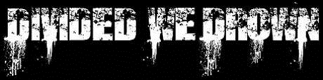 Divided We Drown - Logo