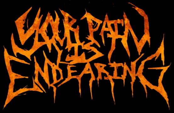 Your Pain Is Endearing - Logo