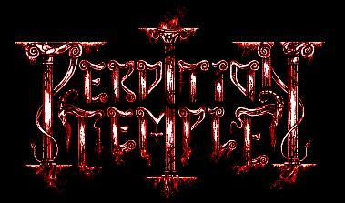 Perdition Temple - Logo