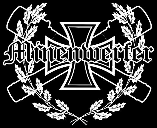 Minenwerfer - Logo