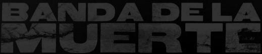 Banda de la Muerte - Logo