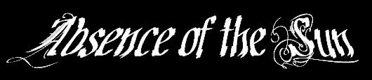 Absence of the Sun - Logo