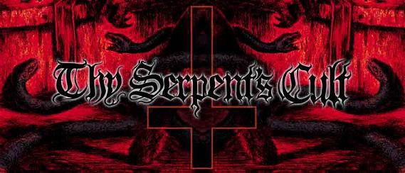Thy Serpent's Cult - Logo