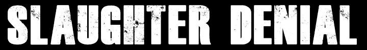 Slaughter Denial - Logo