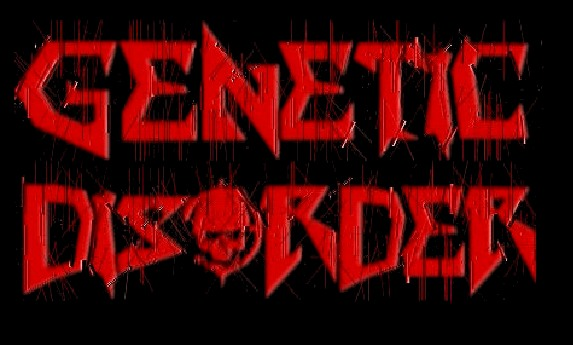 Genetic Disorder - Logo