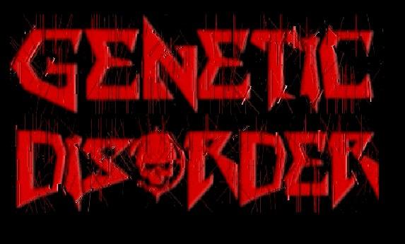 Genetic Disorder - Logo