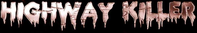Highway Killer - Logo
