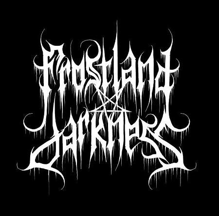 Frostland Darkness - Logo