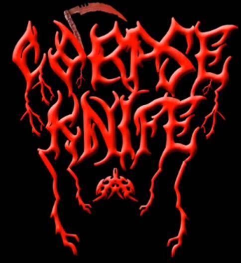 Corpse Knife - Logo